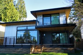 North Vancouver Custom Home