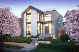 Vancouver Triplex New Build