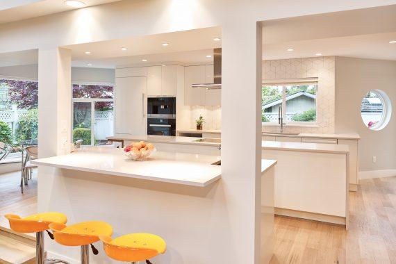 kitchen renovation vancouver electrician
