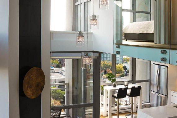 vancouver condo renovation, vancouver electrical renovation, condo reno, lighting vancouver
