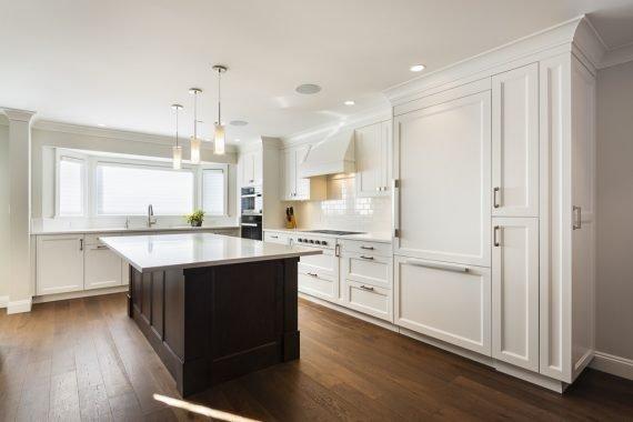 vancouver electrician kitchen reno